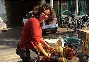 Waterlooplein markt Robin